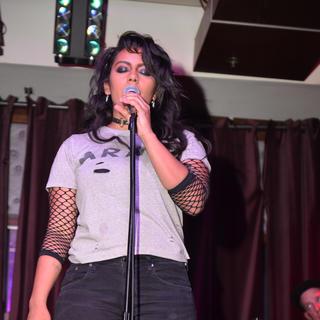 Bibi Bourelly Performing Live