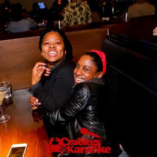Crablegs And Karaoke